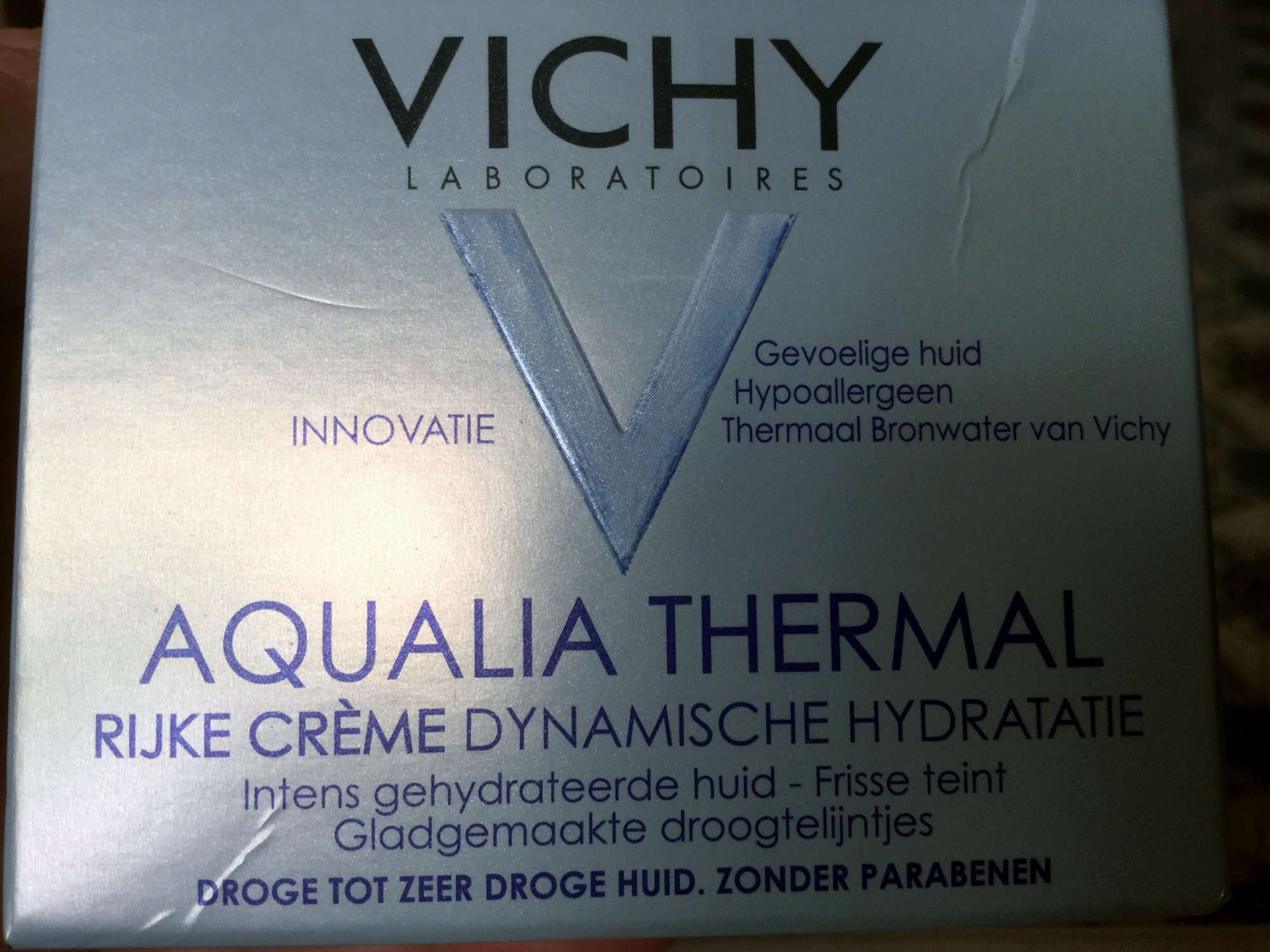 AQUALIA THERMAL - Crème riche - Product - fr