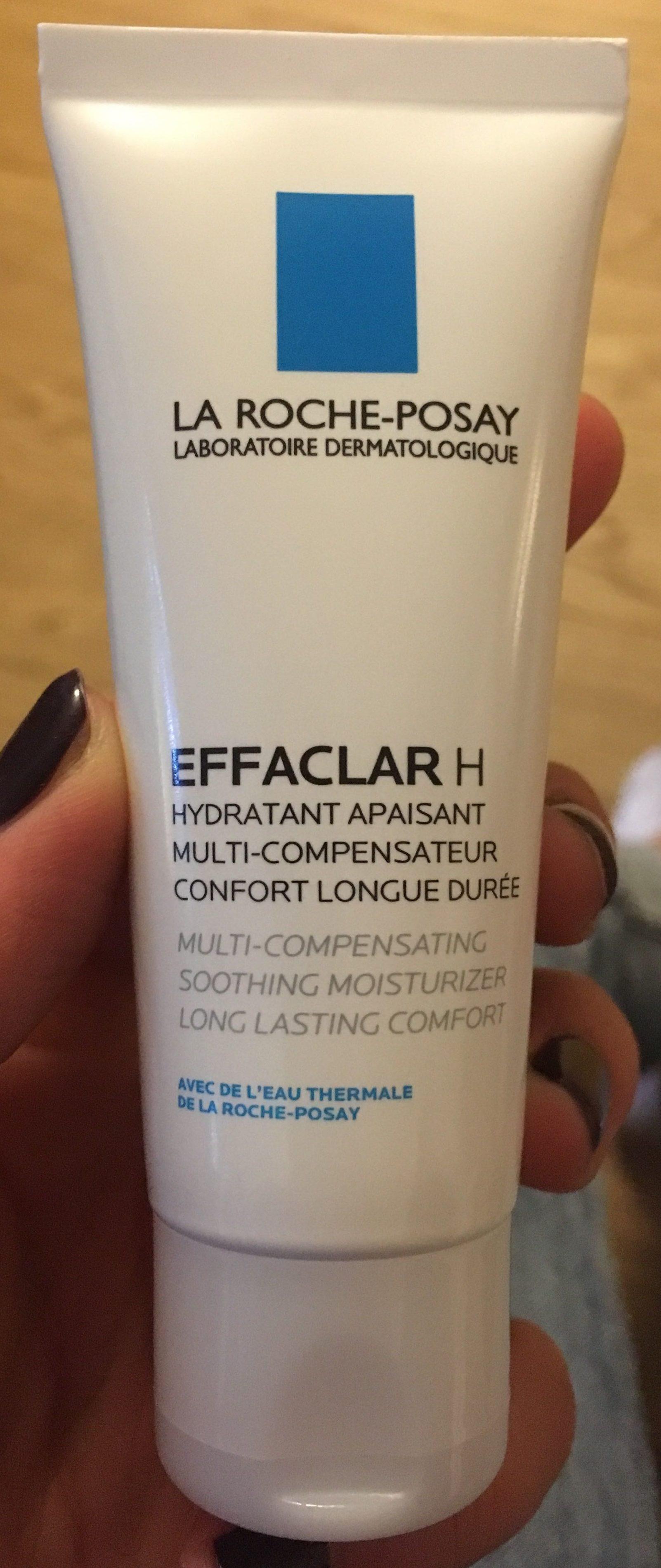 Effaclar H Hydratant Apaisant - Produit - fr