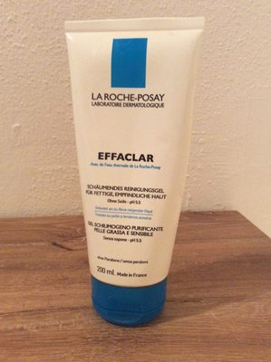 Effaclar Gel Moussant purifiant - Product