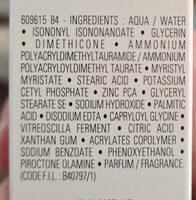 Kerium DS - Ingredients - fr