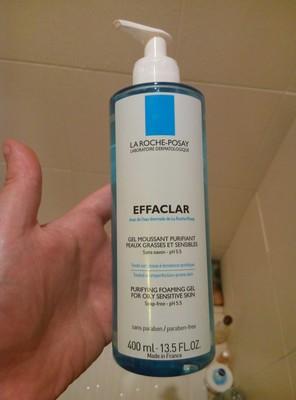 Effaclar gel moussant purifiant peaux grasses et sensibles - 3