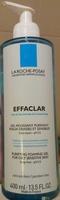 Effaclar gel moussant purifiant peaux grasses et sensibles - Product - fr