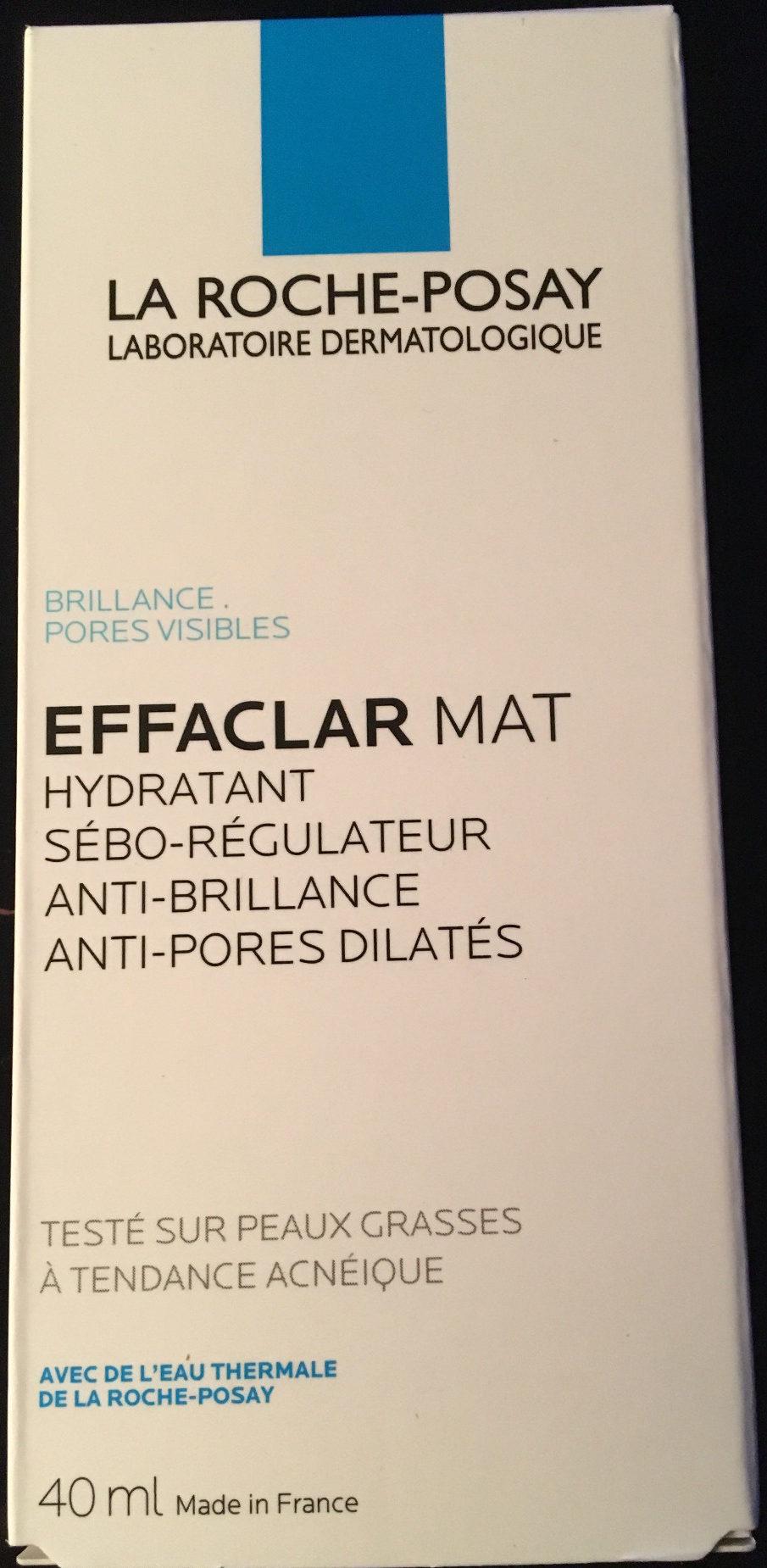 La Roche Posay - Effaclar Mat - Product - fr