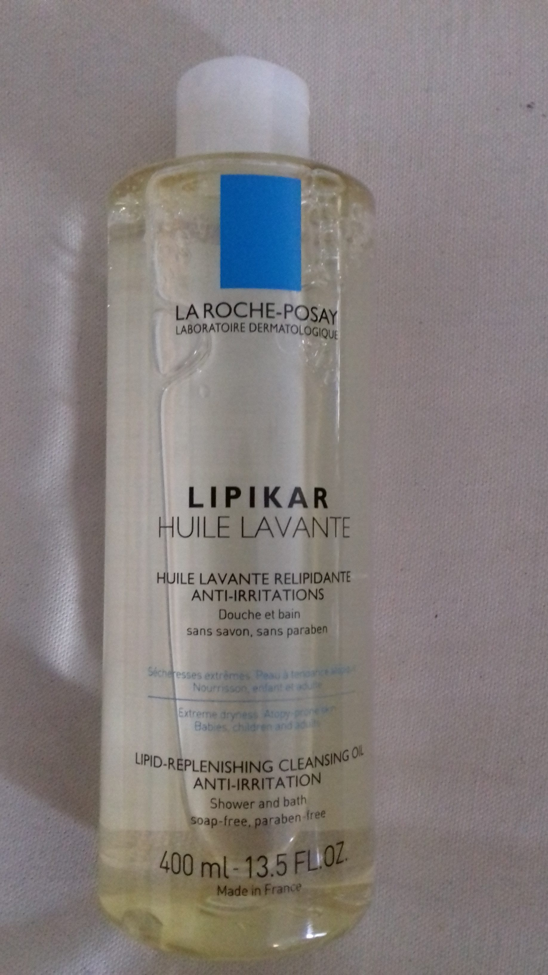 LIPIKAR Huile Lavante - Product
