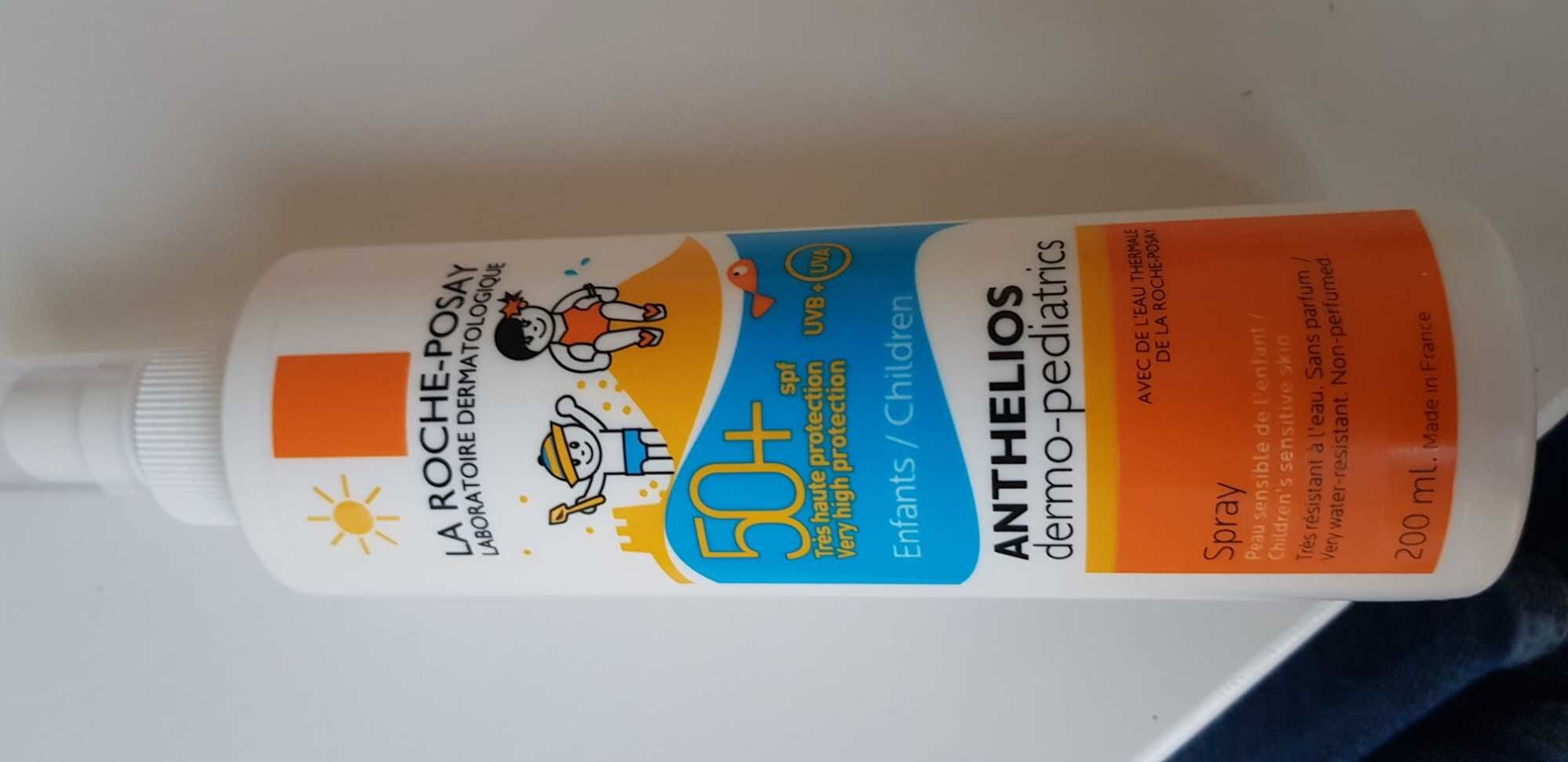 Dermo-pediatrics spray application facile SPF 50+ - Product - fr