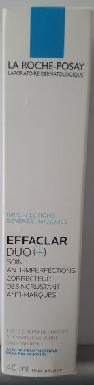 Effaclar duo  (+) - Produit - en
