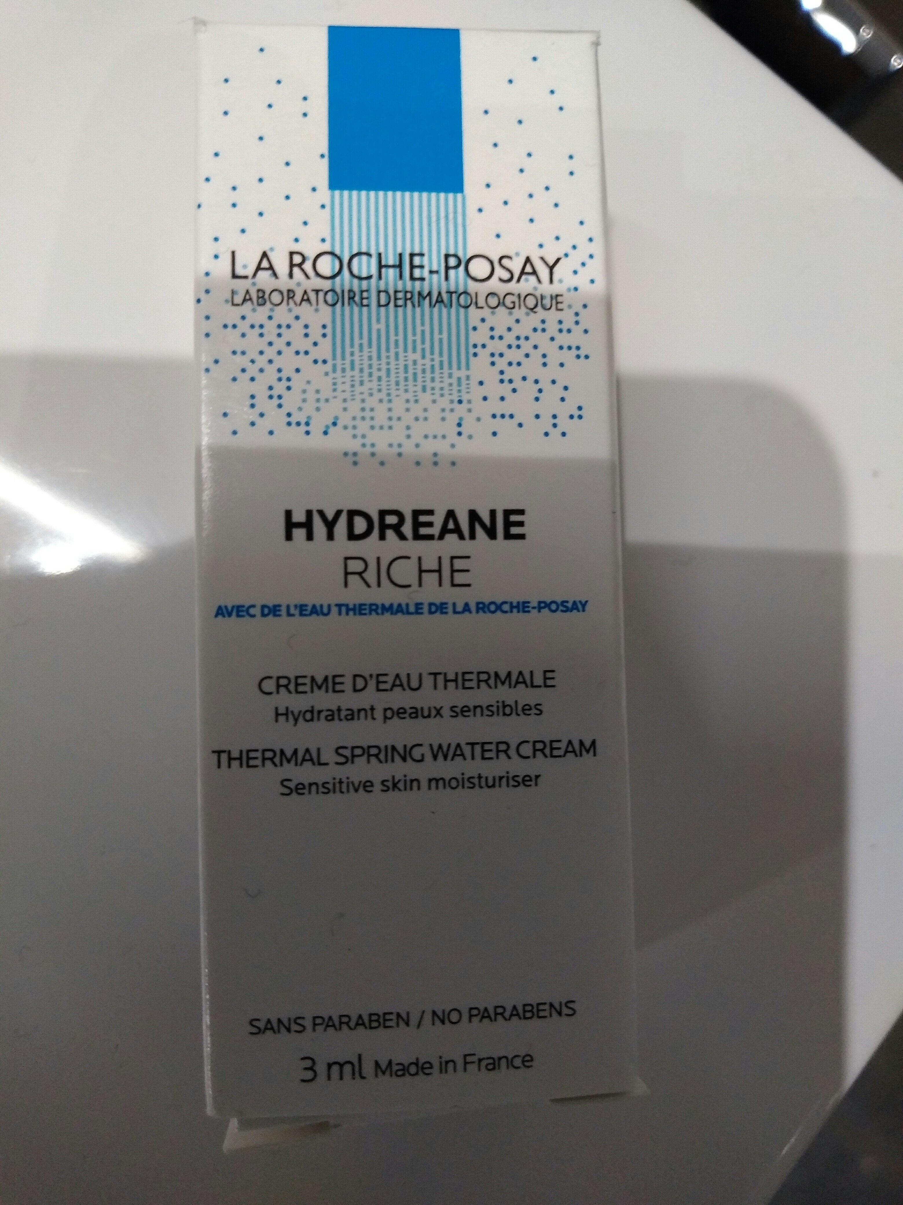 Hydreane Riche La Roche-Posay - Product - fr