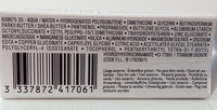 cicaplast Baume B5 - Ingredients