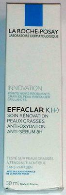 Effaclar K (+) - Produit