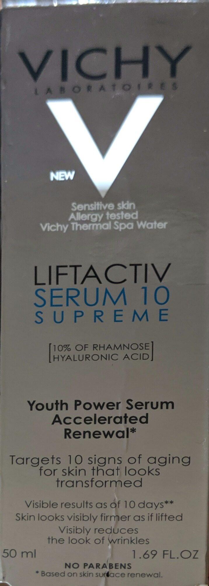 Liftactiv Serum 10 Supreme - Product