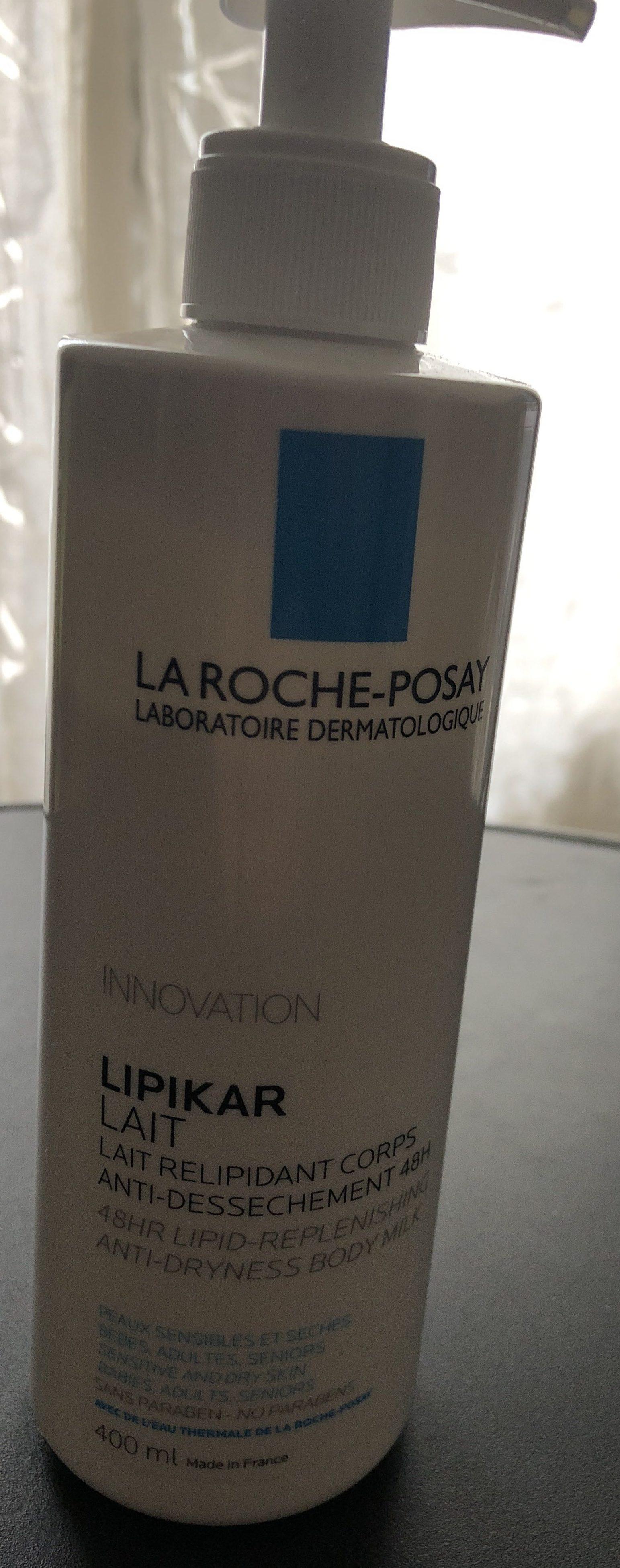 LIPIKAR Lait - Produit - fr