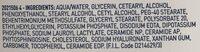 Hydrating cleanser - Ingredients - en