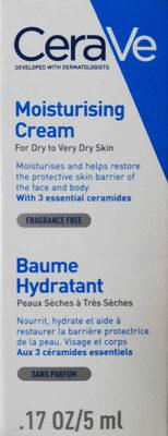 Cerave Moisturising Cream - Product - en