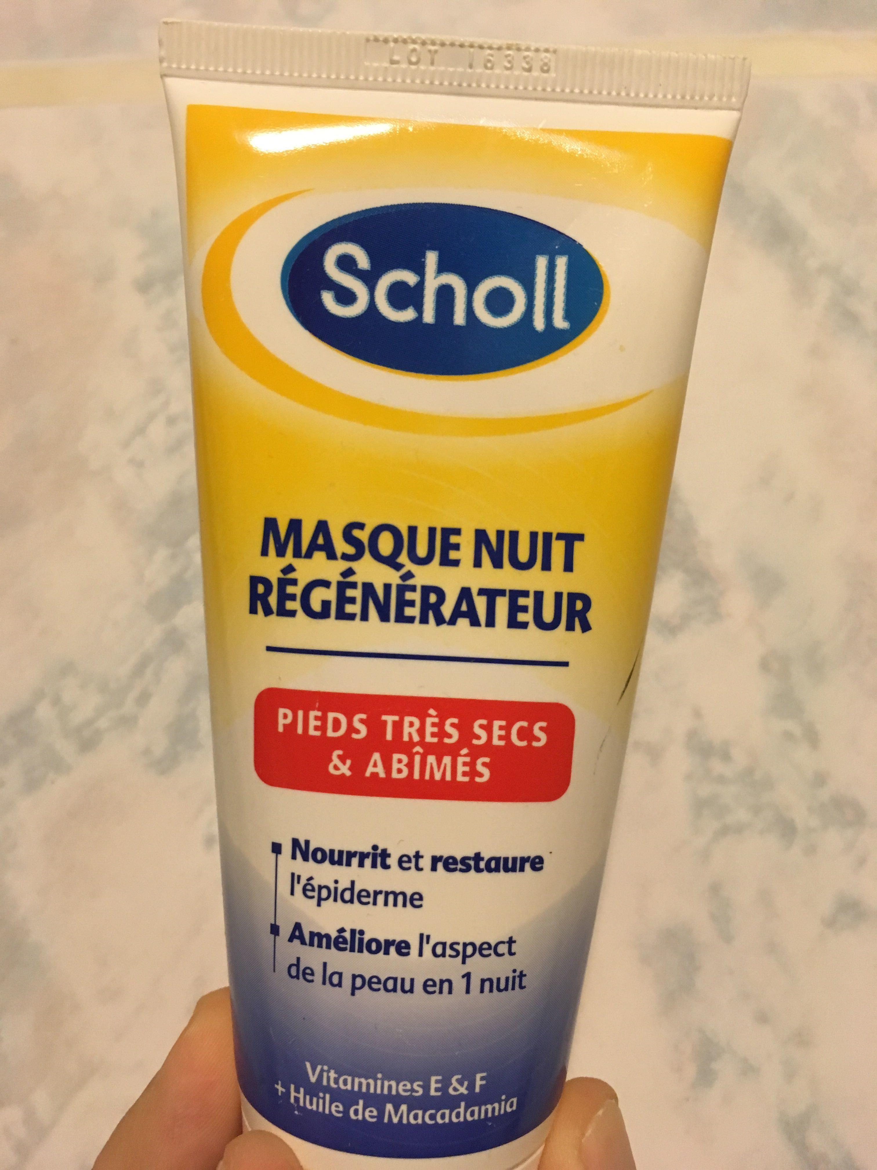 Masque nuit regenateur - Produit - fr
