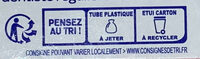 Soin Gencives - Recycling instructions and/or packaging information - fr