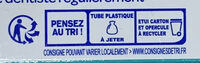 Soin sensibilité - Recycling instructions and/or packaging information - fr