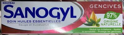 Gencives Sauge et Eucalyptus - Produit - fr