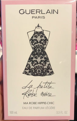 La Petite Robe Noire - Ma Robe Hippie-Chic - Produit - fr