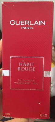 Habit rouge - Product