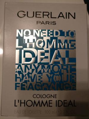 Guerlain L'homme Idéal - Product - en