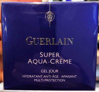 Super Aqua-Crème - Gel Jour - Product - fr