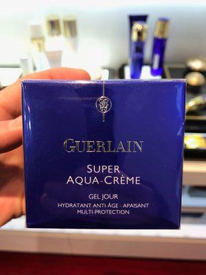 Super Aqua-Crème - Gel Jour - Ingredients - fr