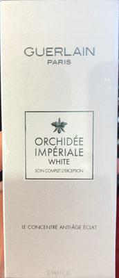 Orchidée Impériale White - Le concentré anti-âge éclat - Product