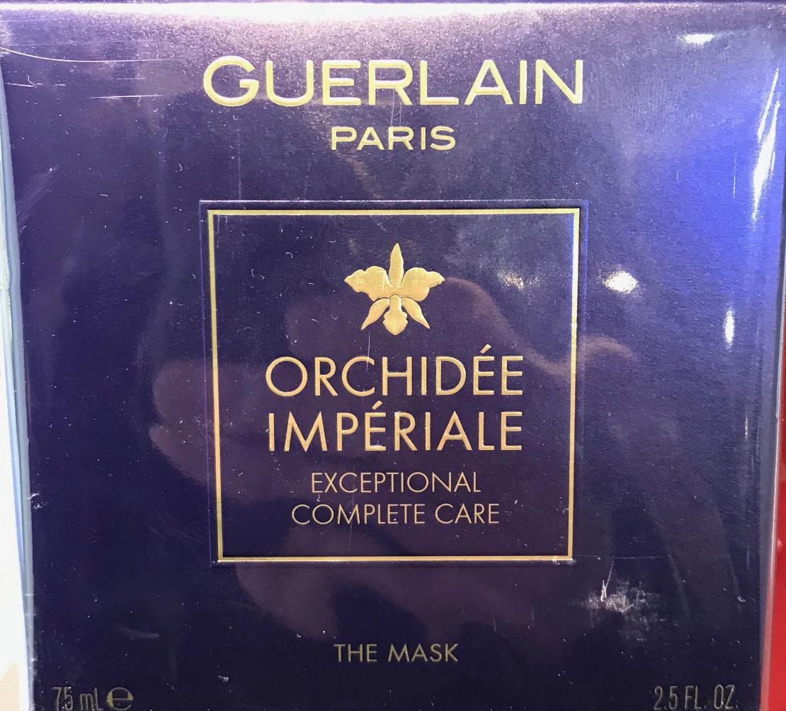 Le Masque Orchidée Impériale - Product - fr