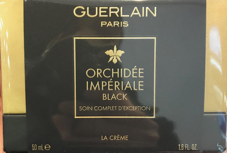 Orchidée Impériale Black - La Crème - Produit