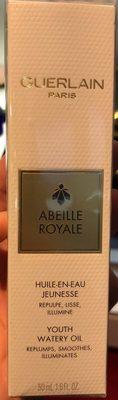 Abeille Royale Huile-en-eau Jeunesse - Produit - fr