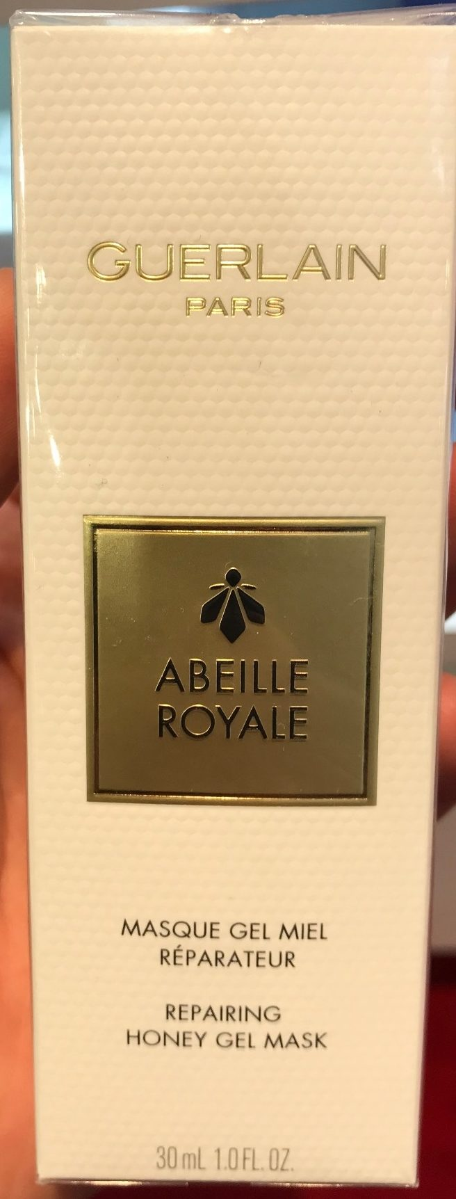 Abeille Royale - Masque Gel Miel Réparateur - Product