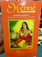 Henné poudre - Cuivre - Product