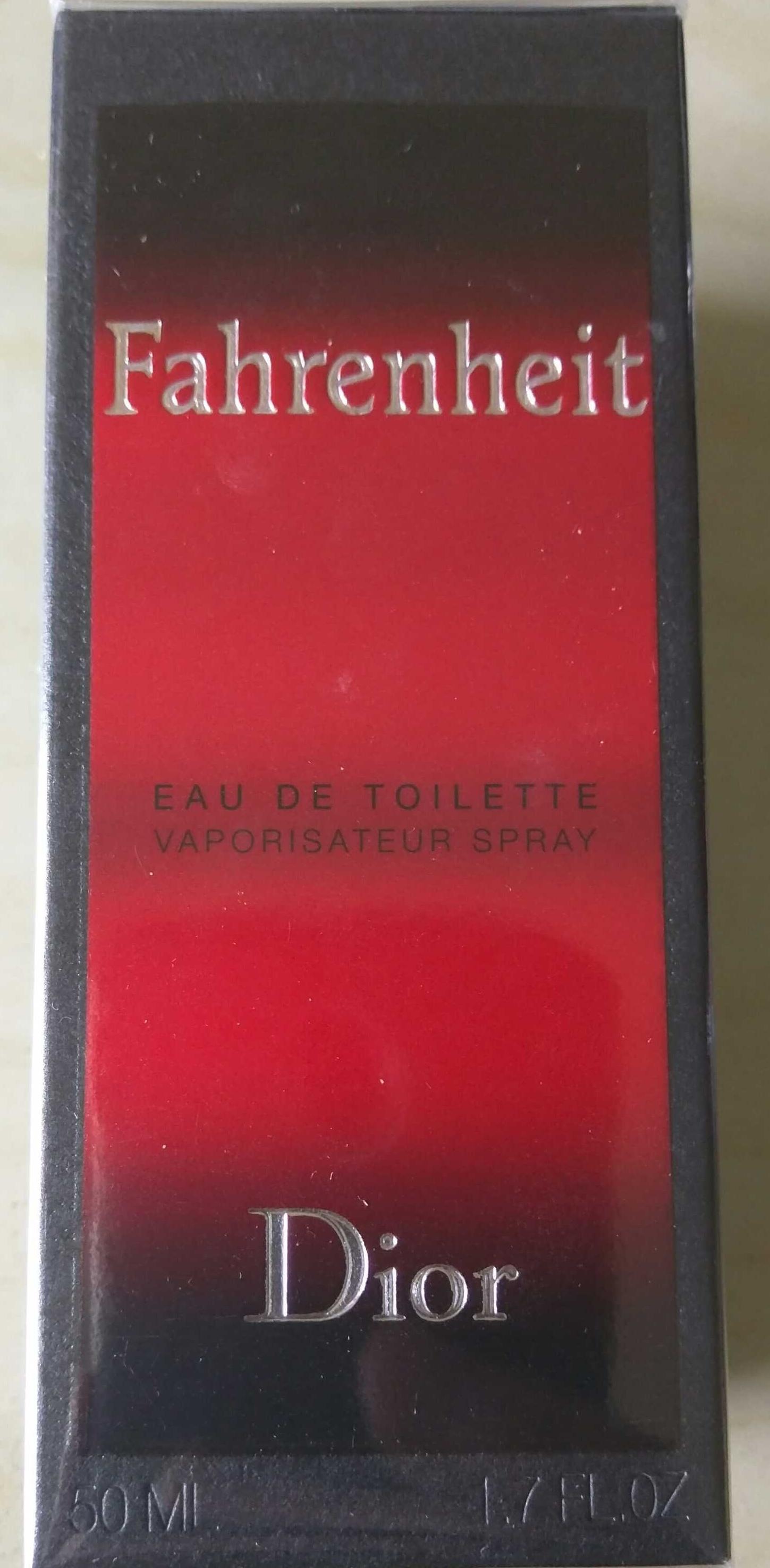 Fahrenheit - Produit - fr