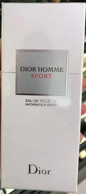 Dior Homme Sport - Eau de Toilette - Product - fr