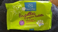 Lingettes - Product