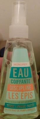 Eau coiffante à l'extrait de pamplemousse - Product