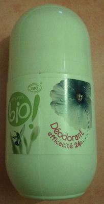 Déodorant efficacité 24h - Produit
