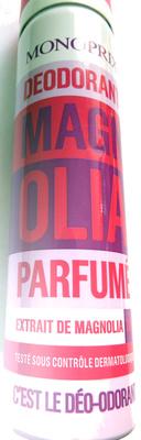 Déodorant magnolia parfumé - Product
