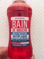 Bain de bouche Antiplaque - Produit