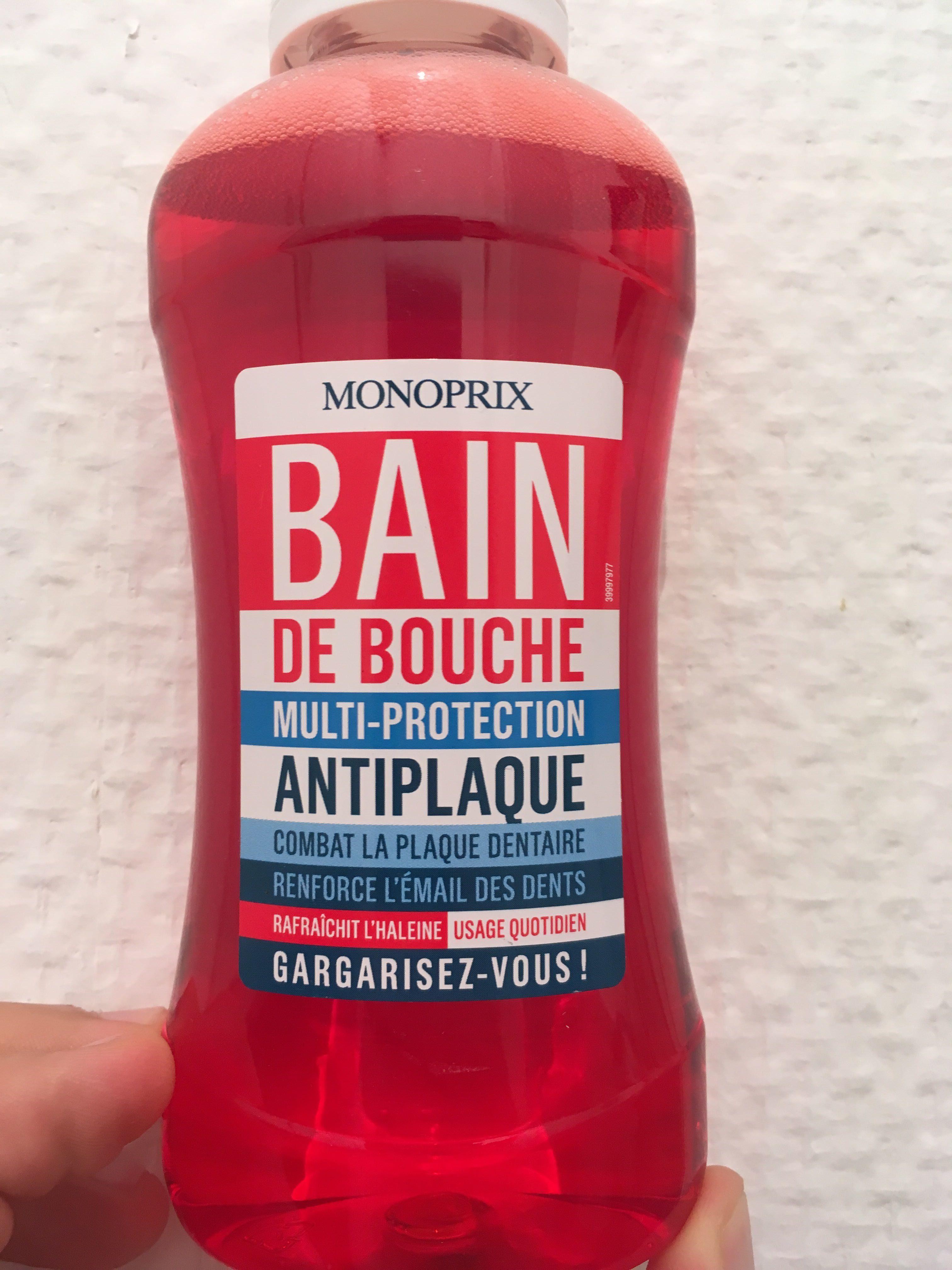 Bain de bouche Antiplaque - Product - fr