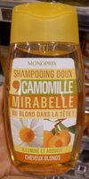Shampooing doux camomille mirabelle - Product - fr