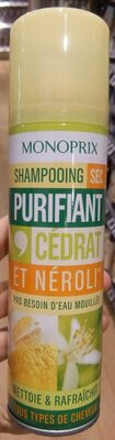 Shampoing sec - Product - fr