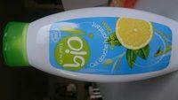 Gel douche hydratant parfum citron - Produit