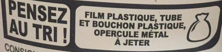 Crème dépilatoire Peaux sensibles - Recycling instructions and/or packaging information - fr