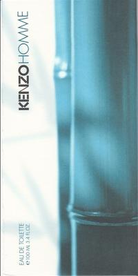 Kenzo Homme - Product