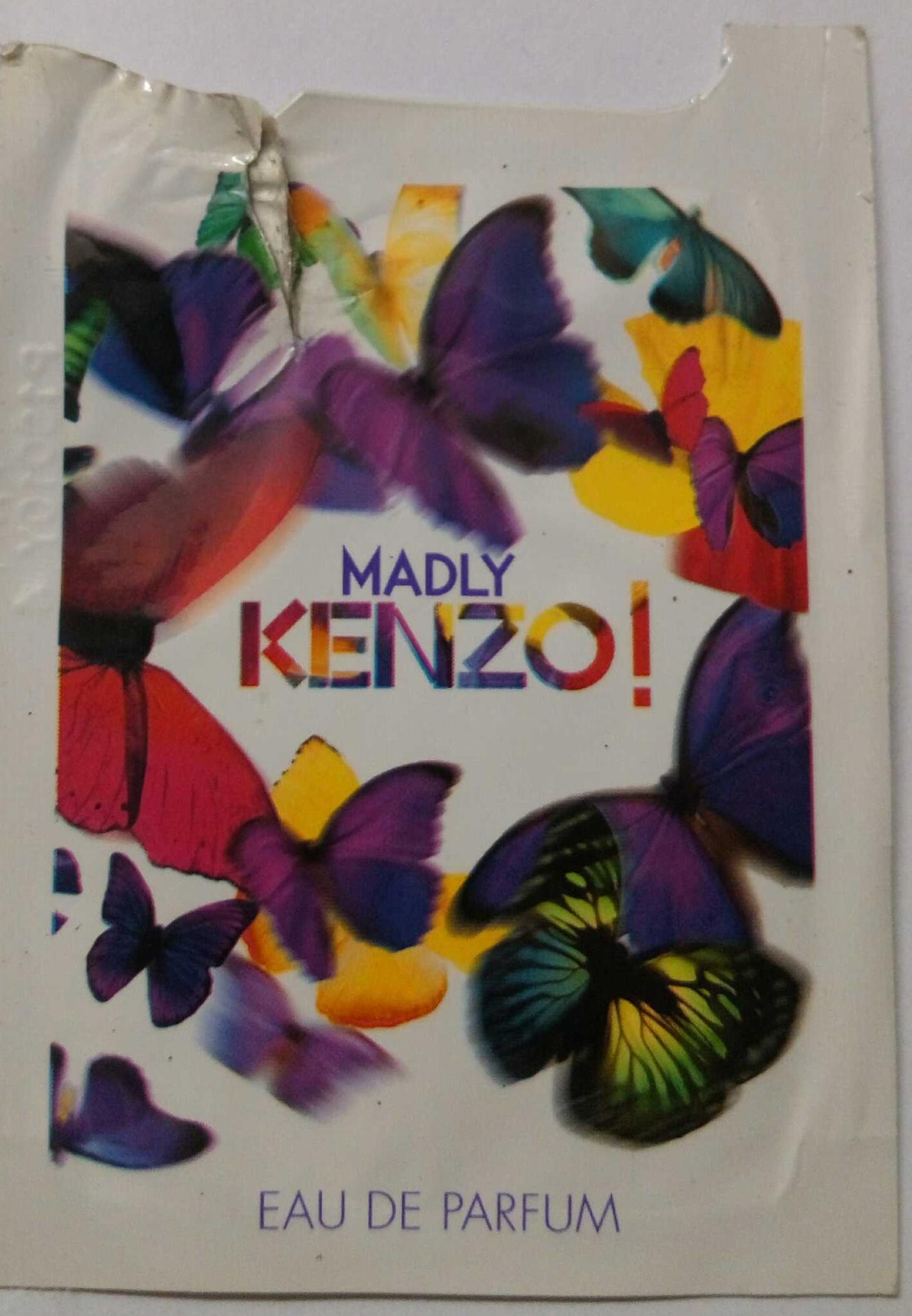 Madly Kenzo - Produit