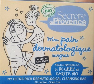 Pain Dermatologique Sugras Bio - Product - fr