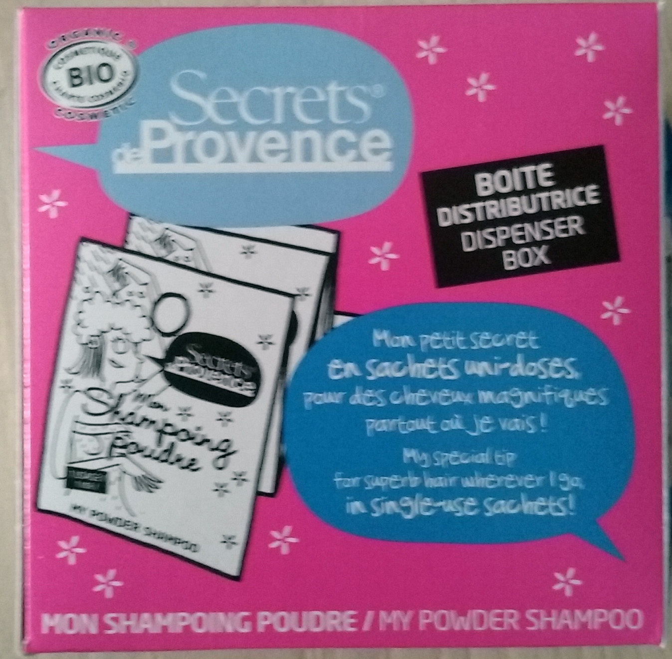 Shampoing poudre anti-pelliculaire - Product