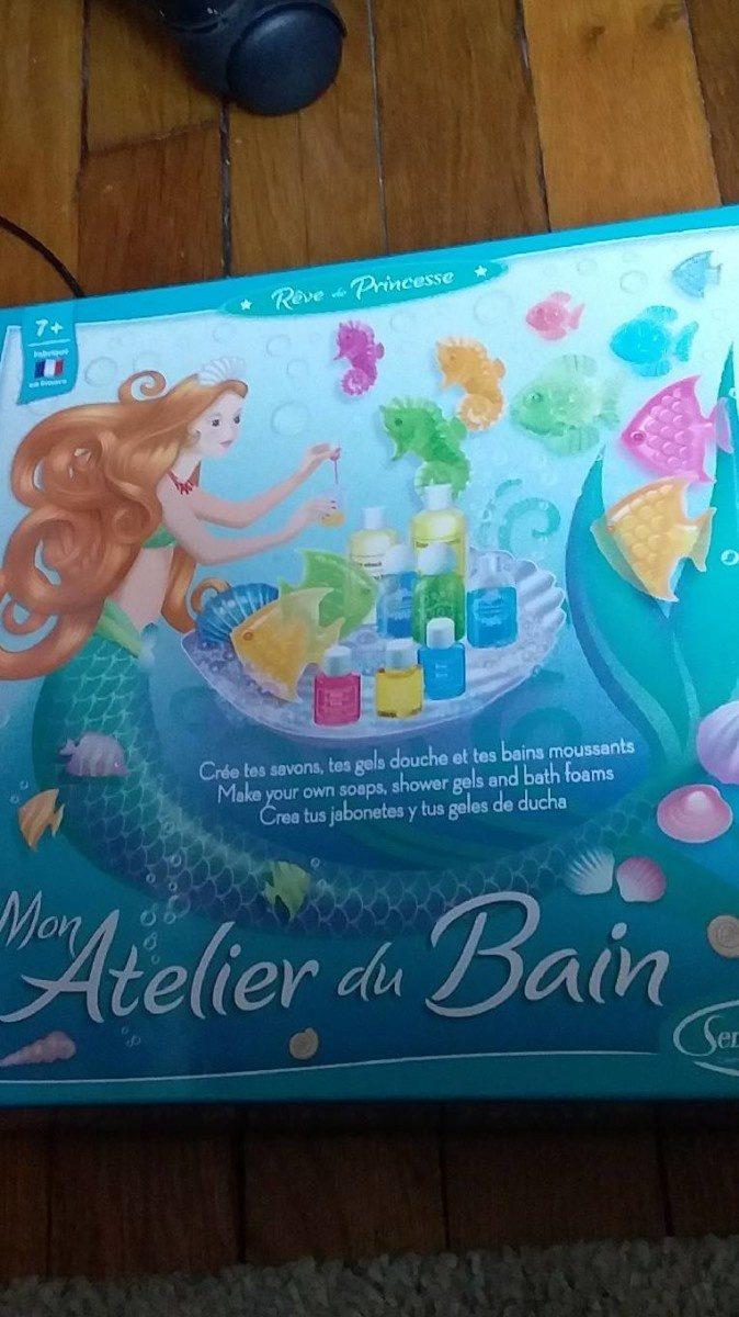 Mon atelier du bain - Product