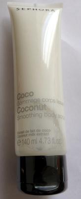 Coco gommage corps lissant - Produit